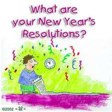 New Year´s resolution