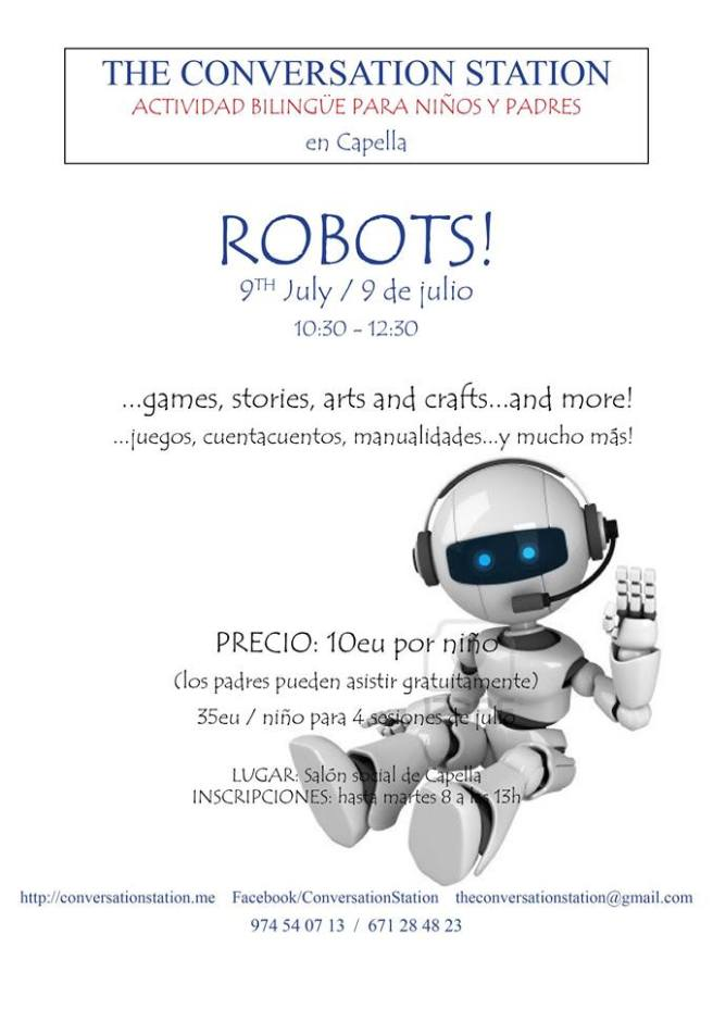 robots july 9th