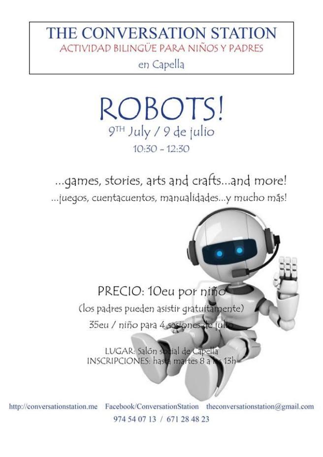 robots july 9th